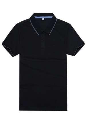 黑色工作服应该如何搭配?