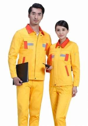 工作人员告诉你石油化工工作服穿着时应该注意哪些事项?
