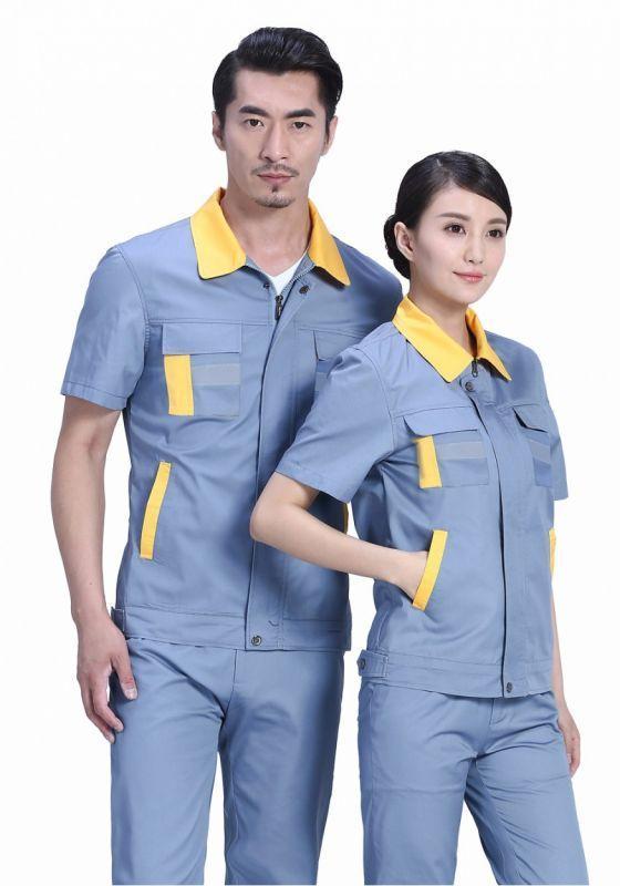 口袋设计在工装定做中至关重要