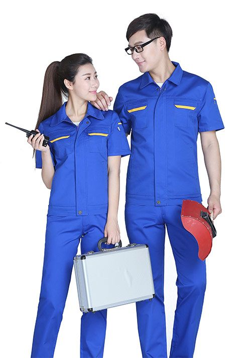 常见的企业定做工作服面料优缺点介绍娇兰服装有限公司