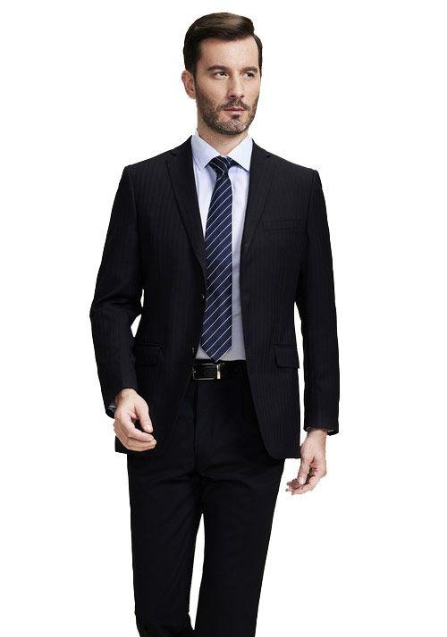 西装搭配领带颜色图案该如何选择-