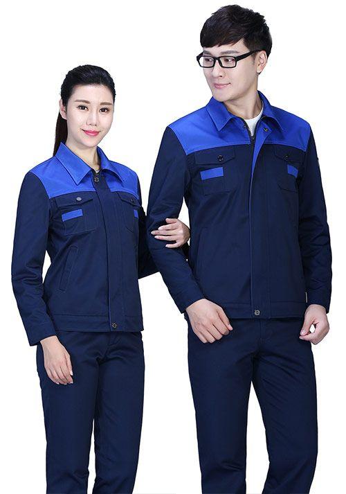 定做电工服应该怎样选择?娇兰服装有限公司