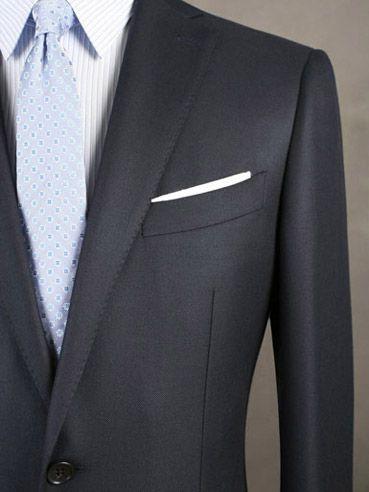 西服定制中易出现的错误搭配娇兰服装有限公司